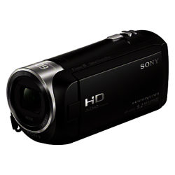 Sony CX405 Handycam with Exmor R CMOS Sensor, HD 1080p, 2.29MP, 30x Optical Zoom, 2.7 LCD Screen, Black